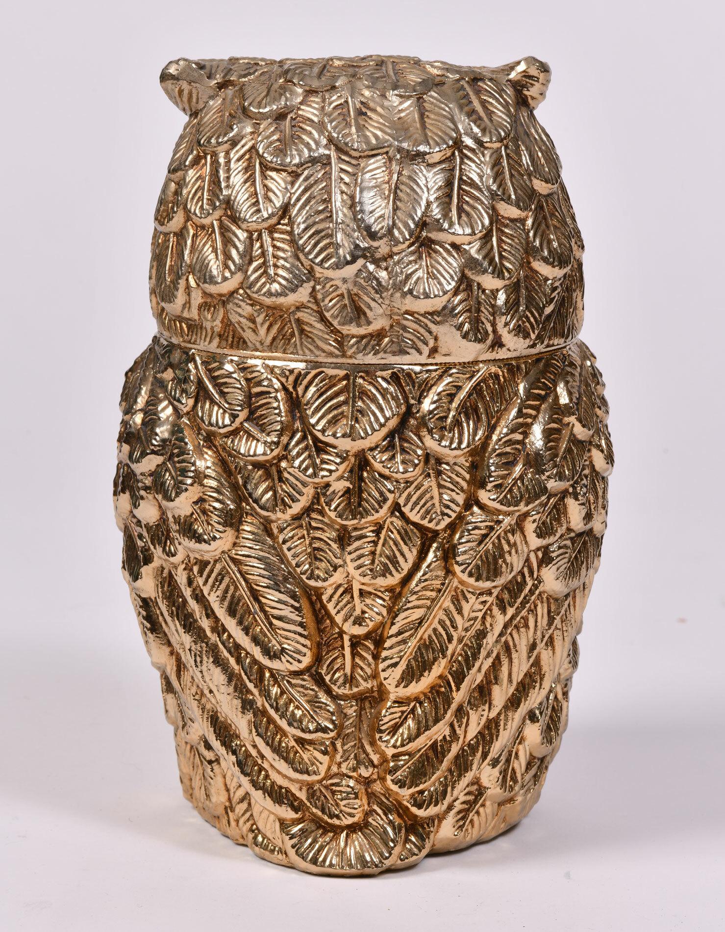 Owl Gold Icebucket 03