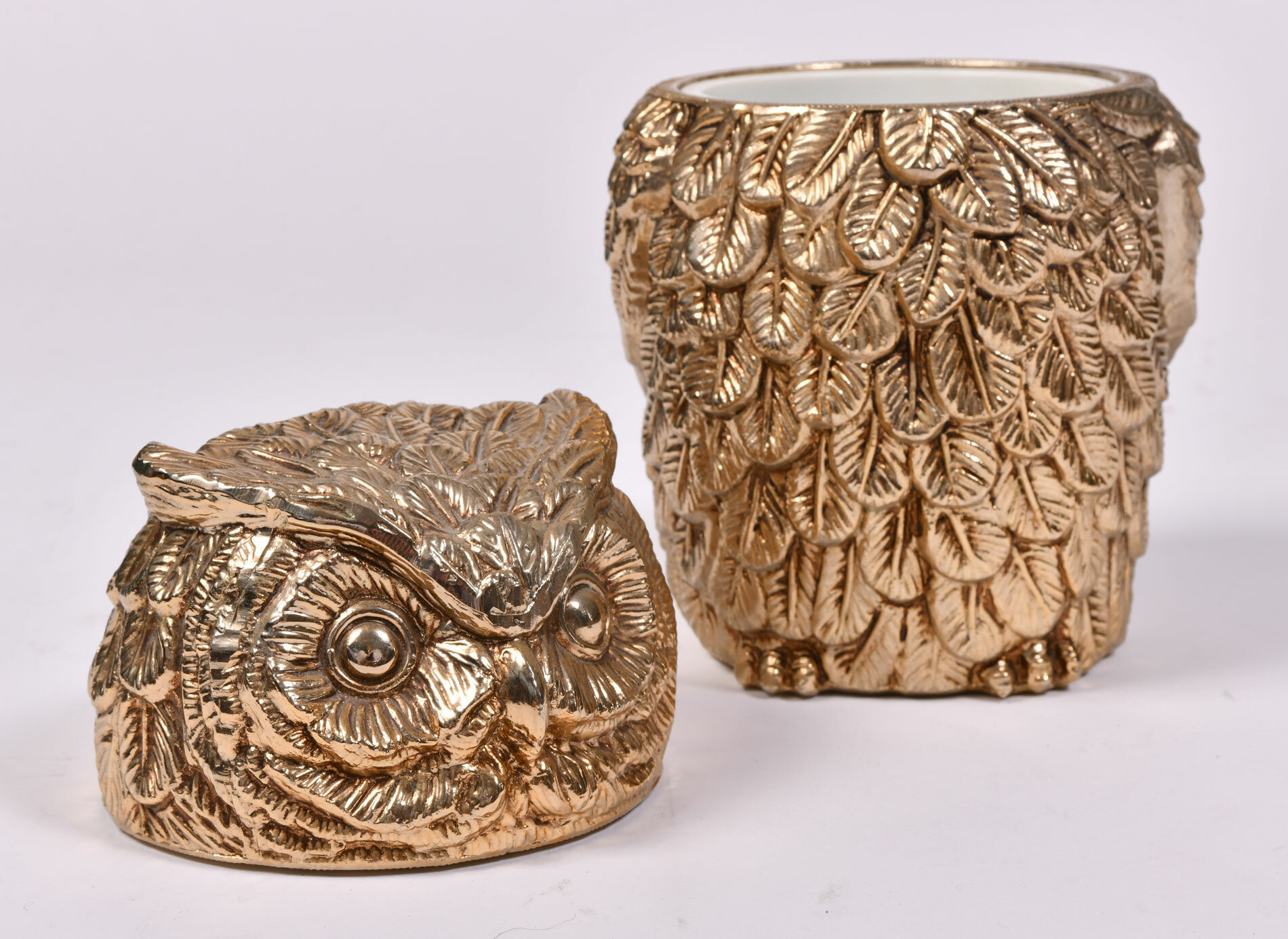 Owl Gold Icebucket 06