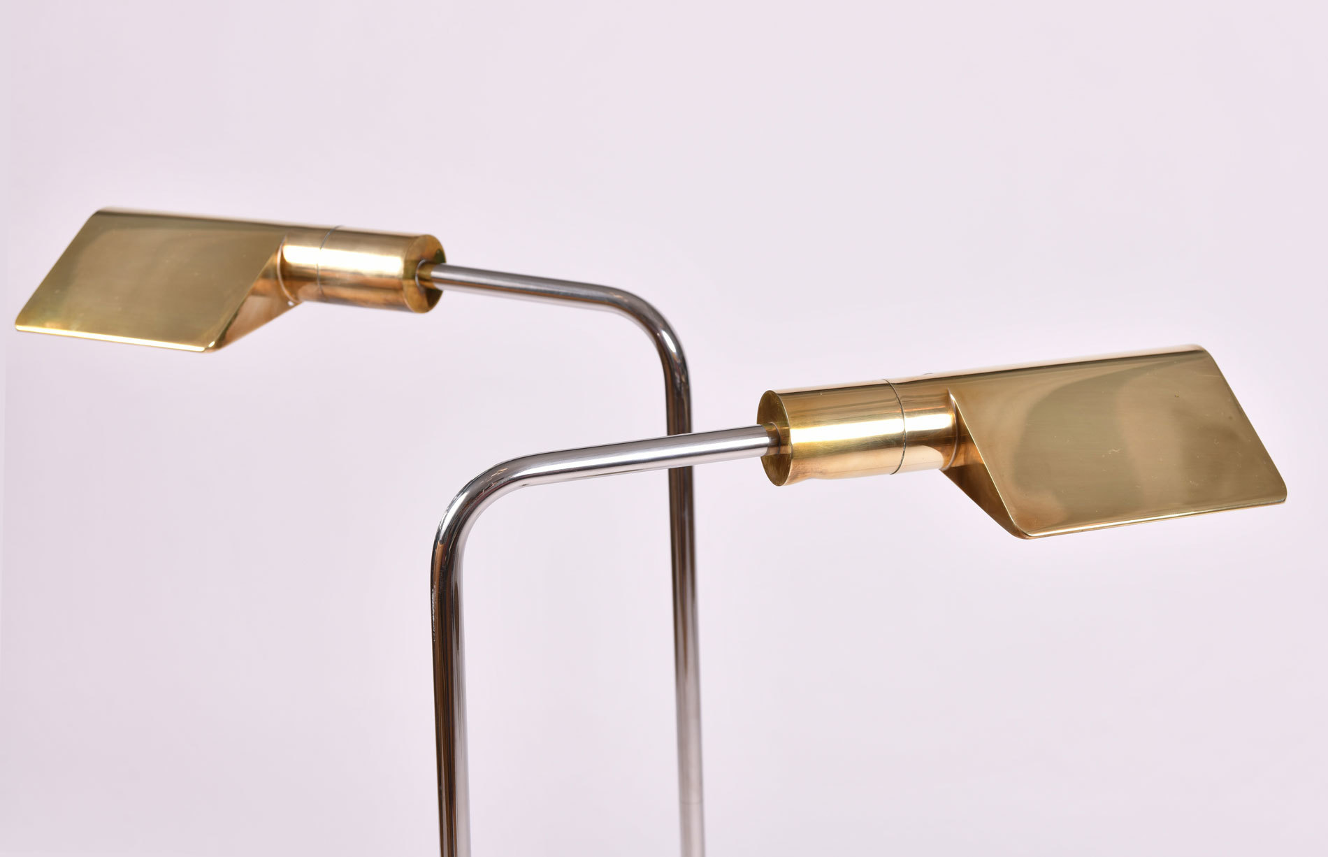 Pair Cedric Hartman Floor Lamps 02