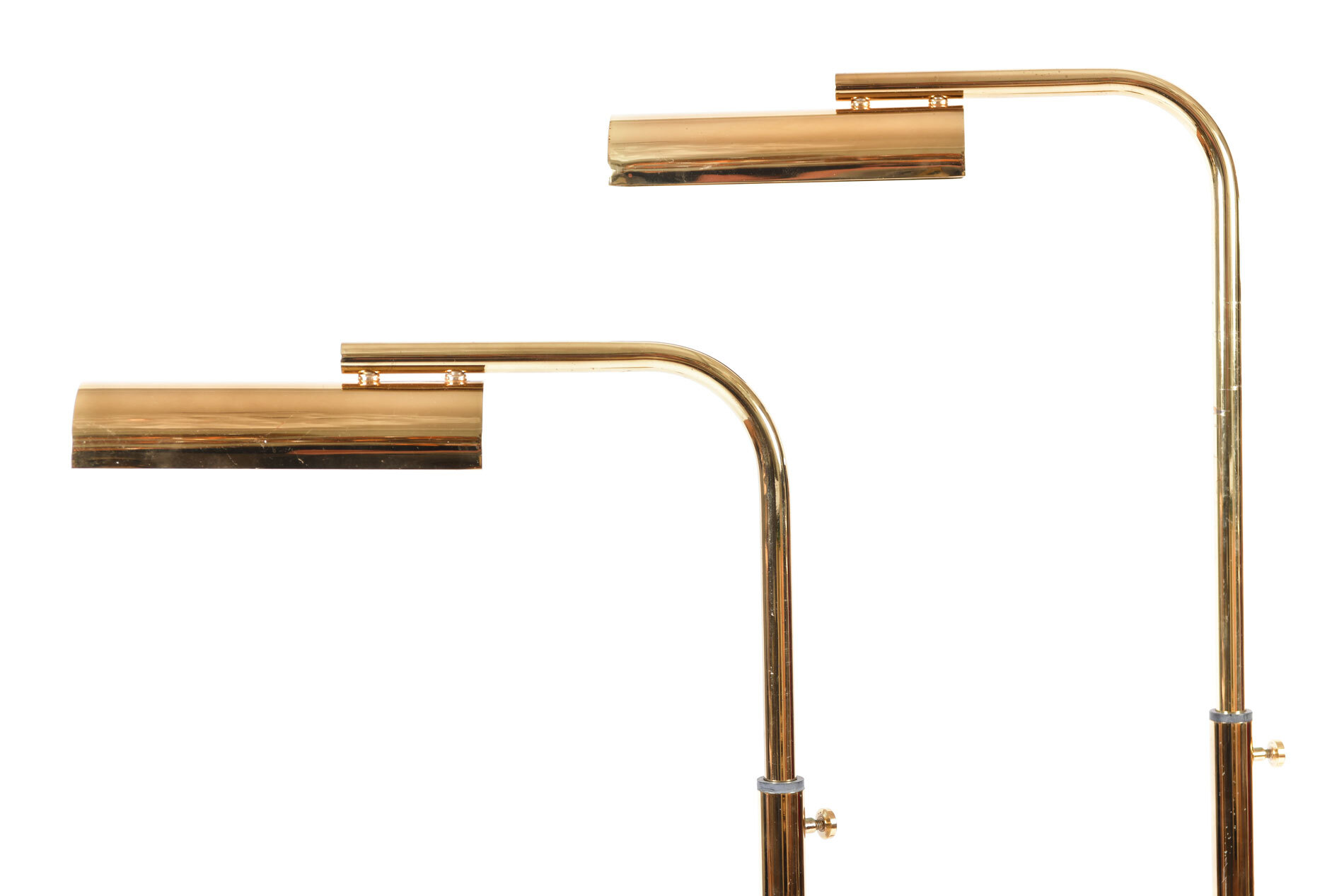 Pair Charles Hollis Floor Lamps 03
