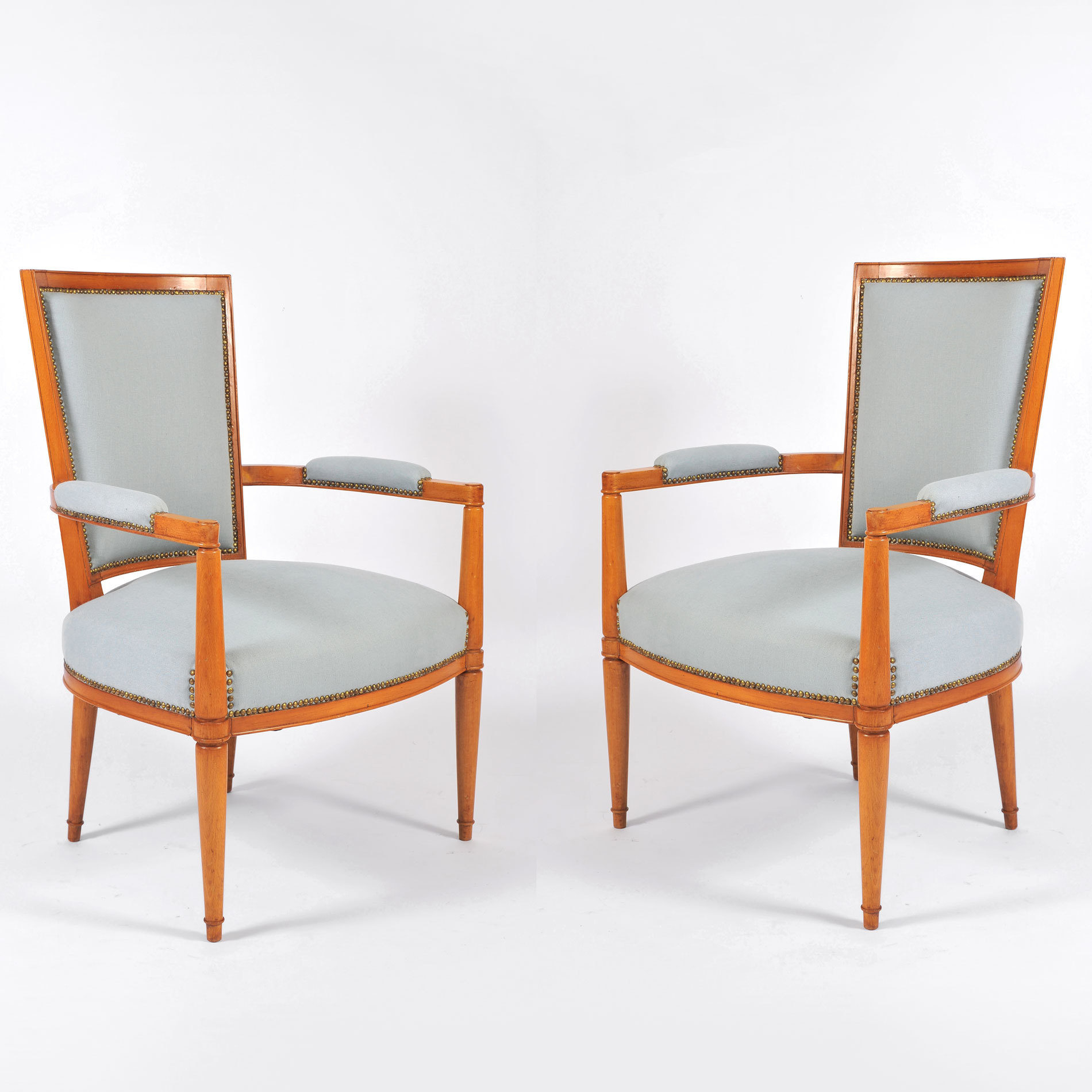 The image for Pair Of Arbus Armchairs 01