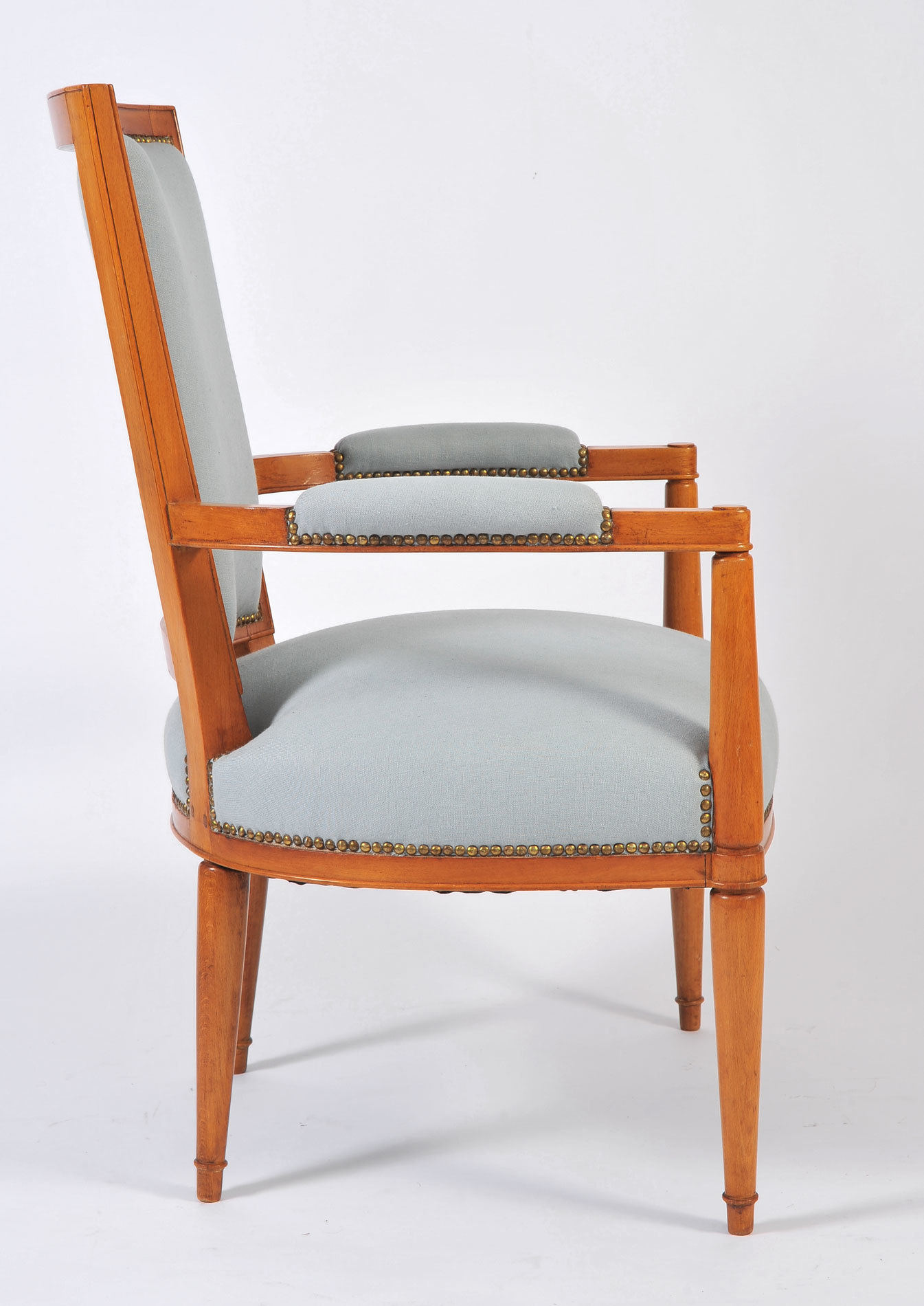 Pair Of Arbus Armchairs 03