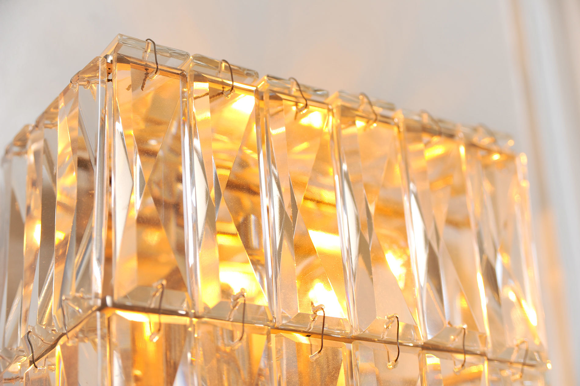 Pair Of Jewelled Wall Lights 05