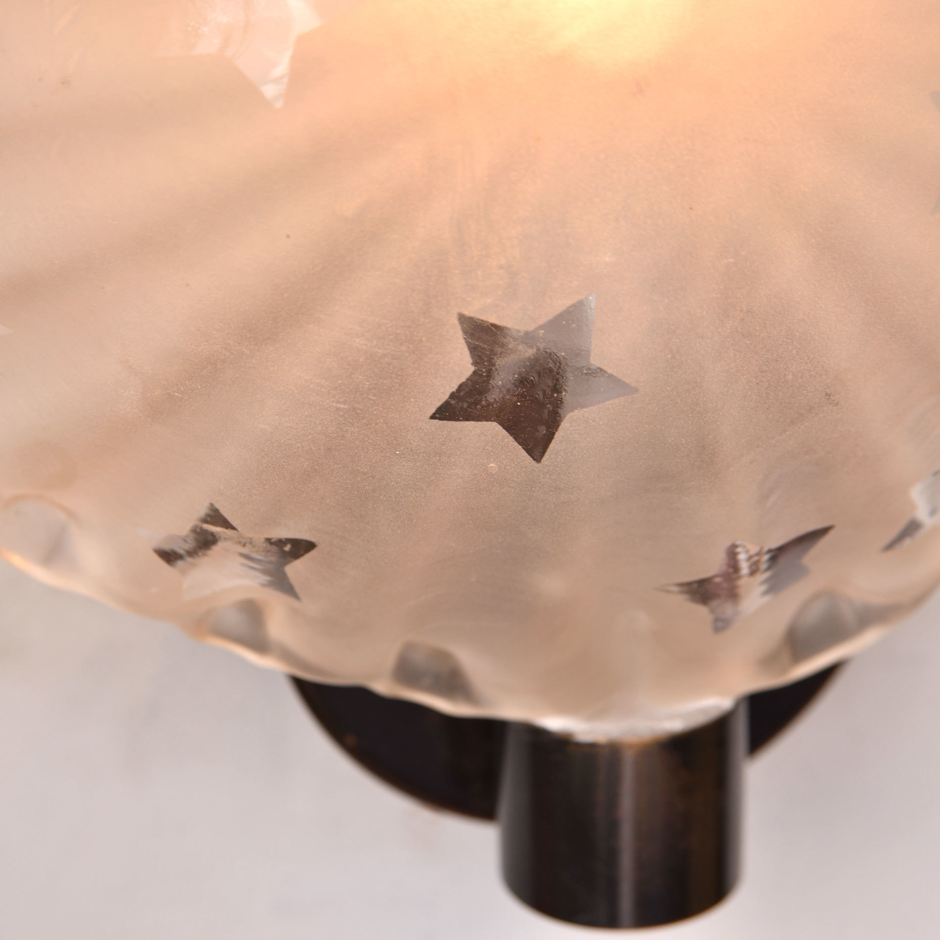 Pair Star Wall Lights 03