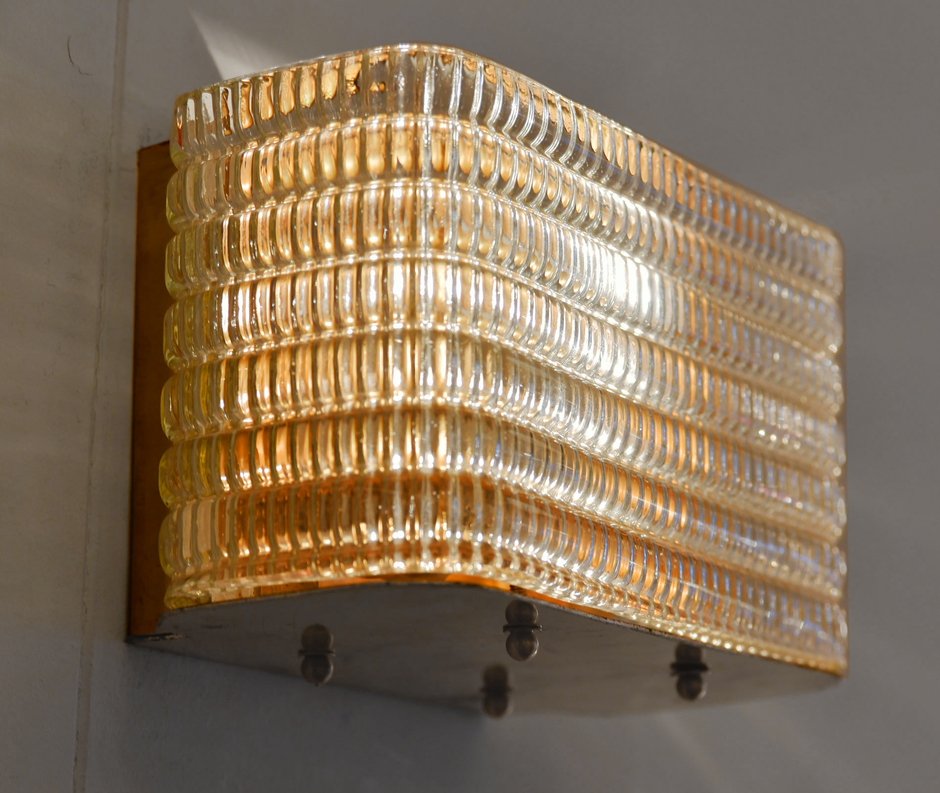 The image for Pair1950S Seguso Wall Lights 03