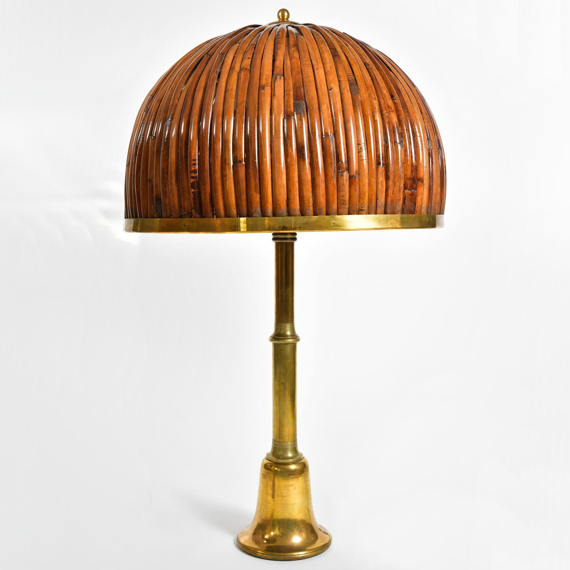 Rattan Table Lamp Crespi 01