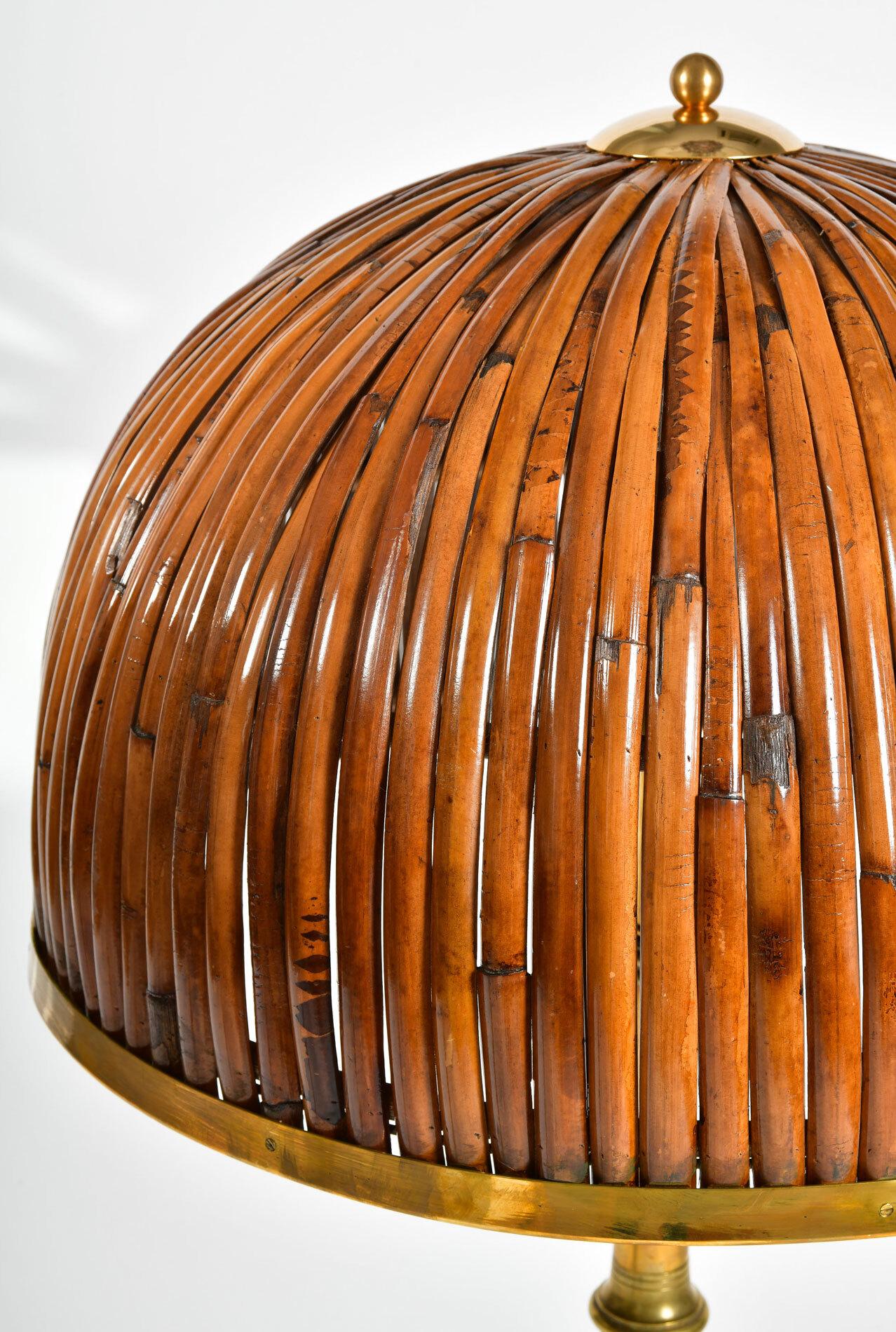Rattan Table Lamp Crespi 06