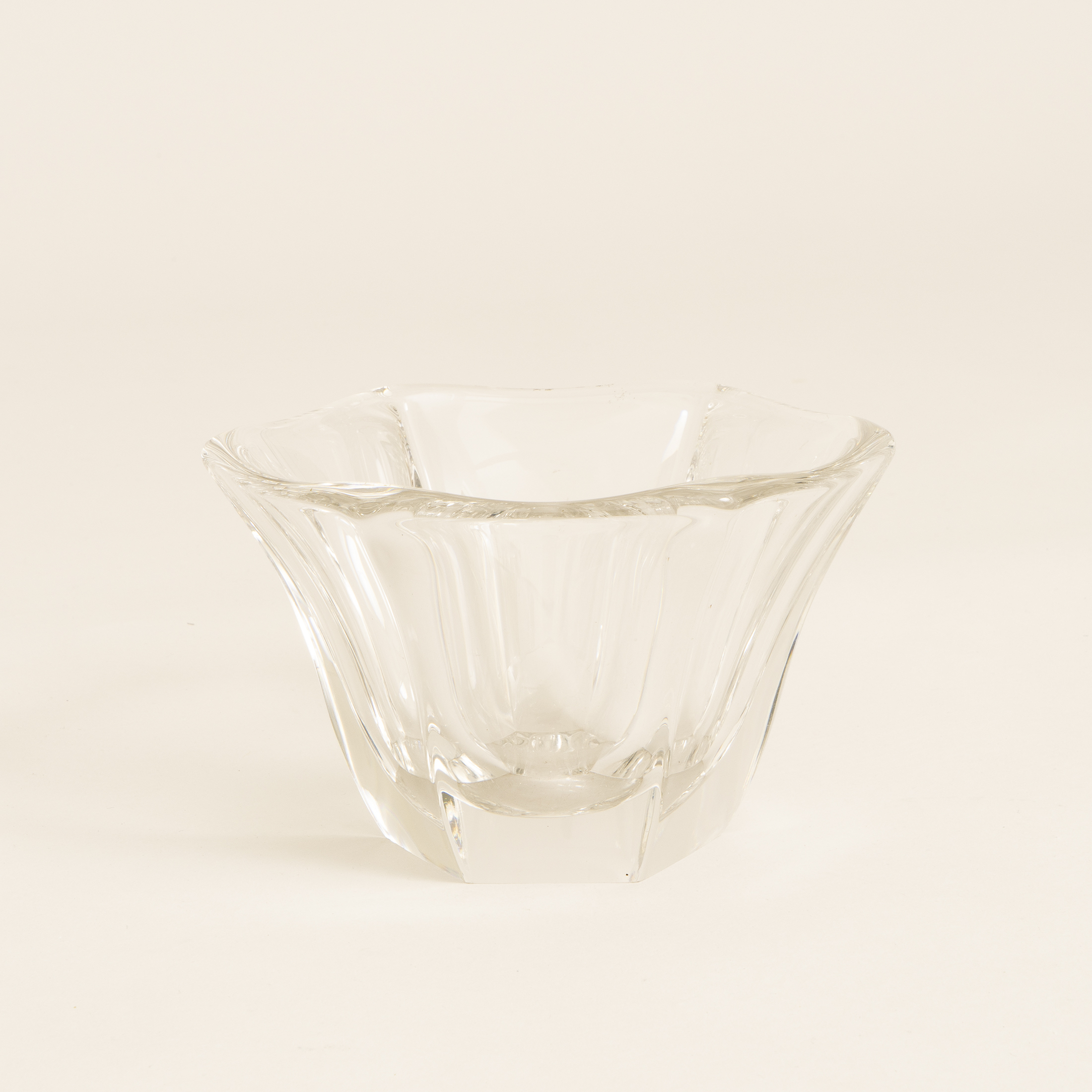 The image for Scandinavian Wide Glass Vase 0309