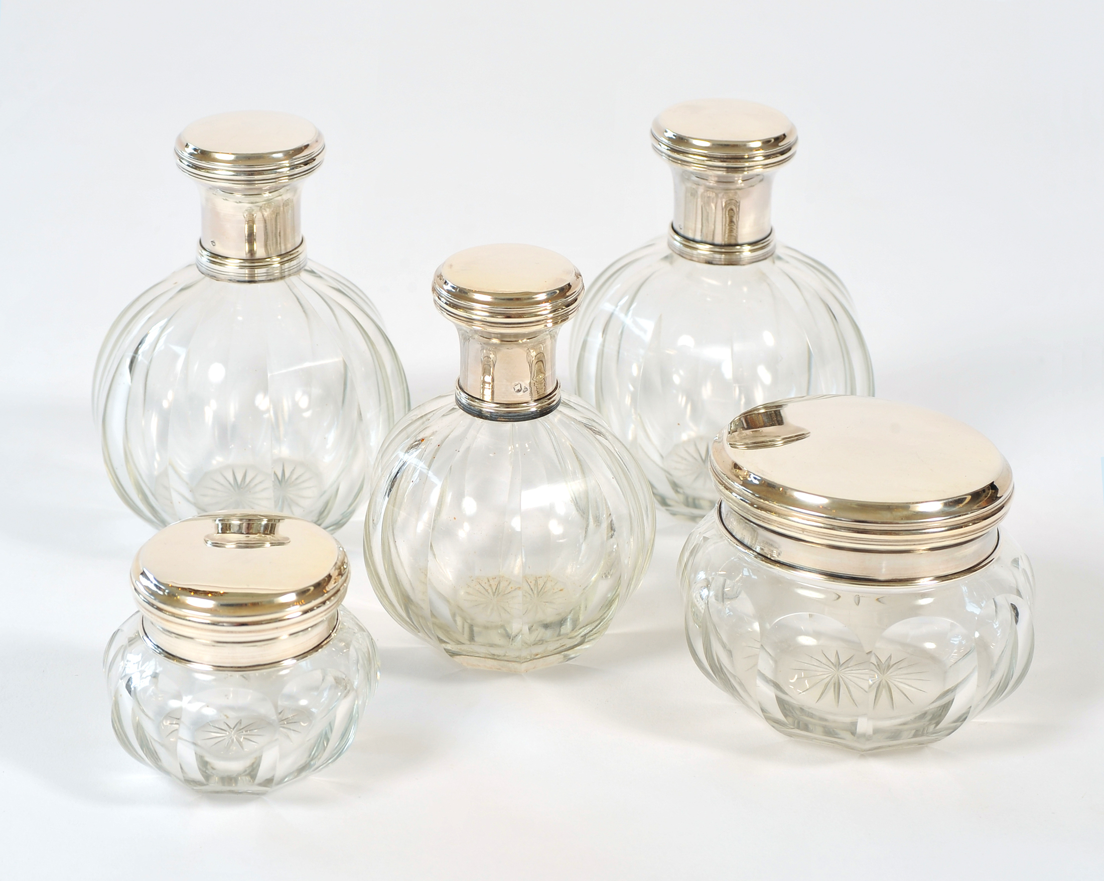 The image for Scent Bottle Set 03