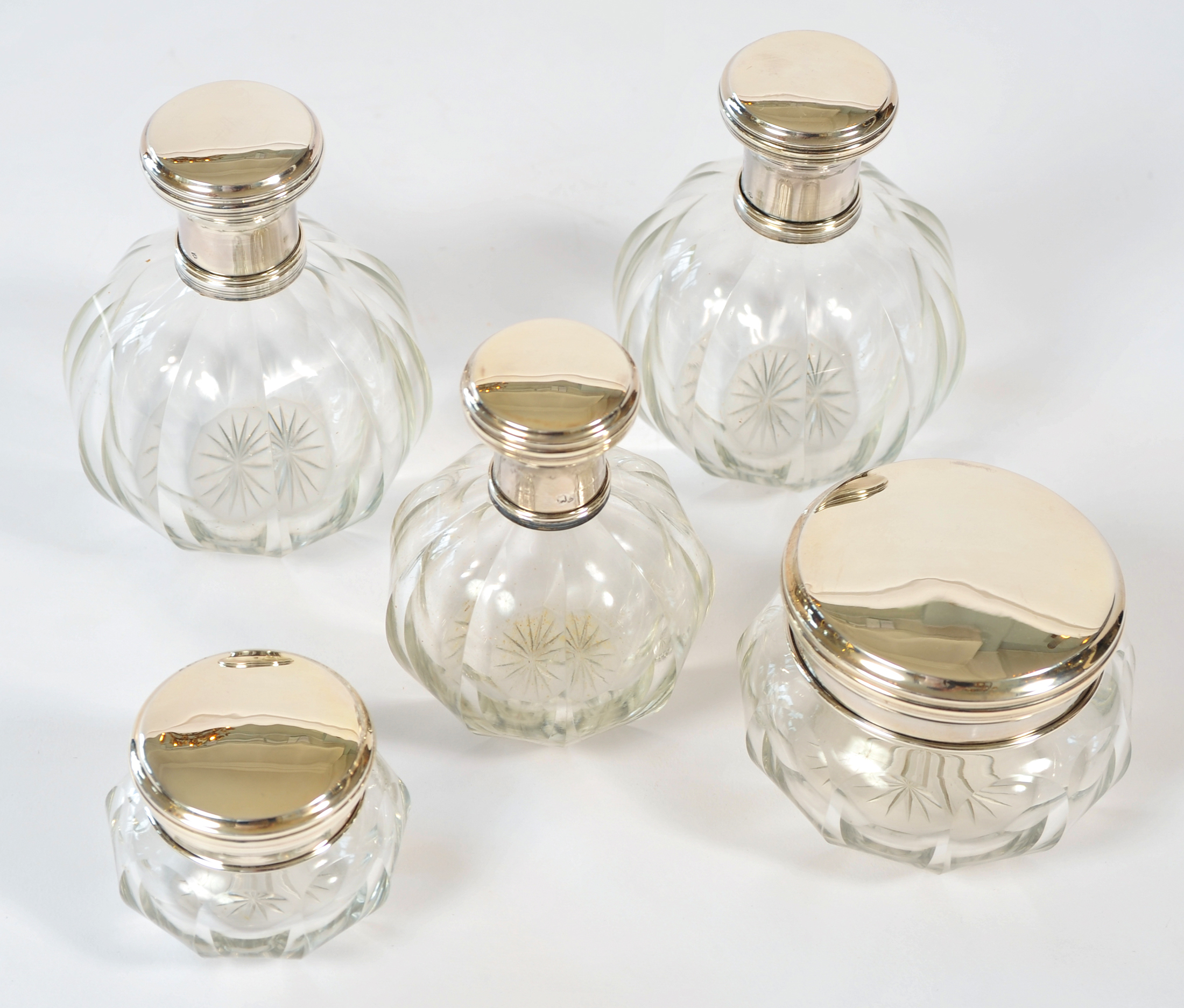 Scent Bottle Set 04