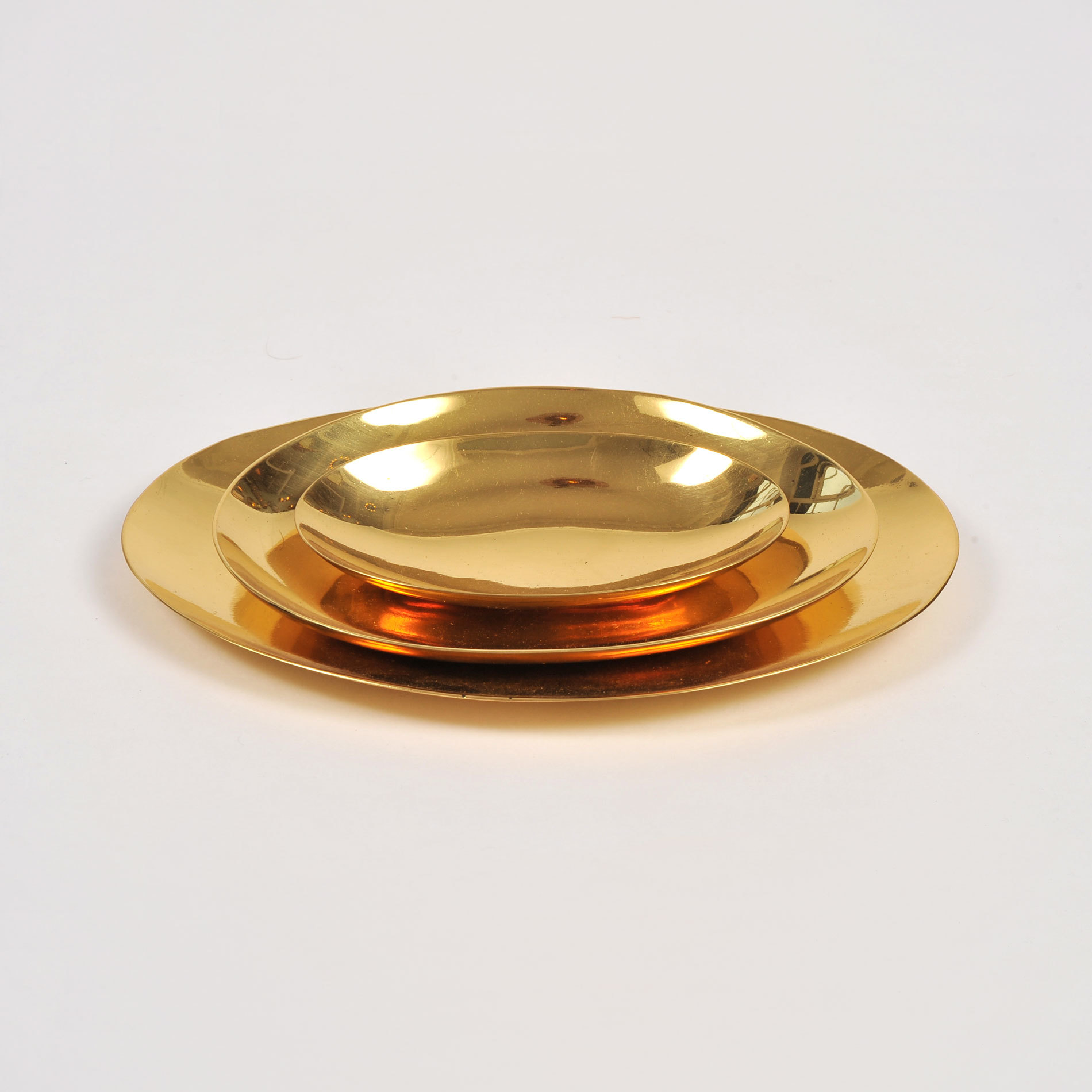 The image for Set Brass Bowls 01