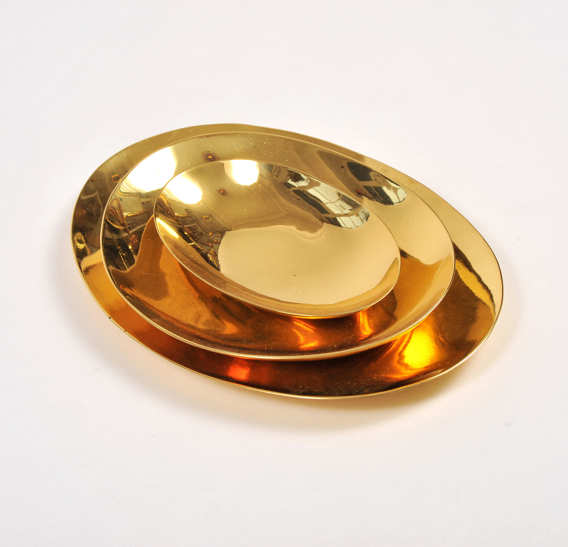 The image for Set Brass Bowls 03
