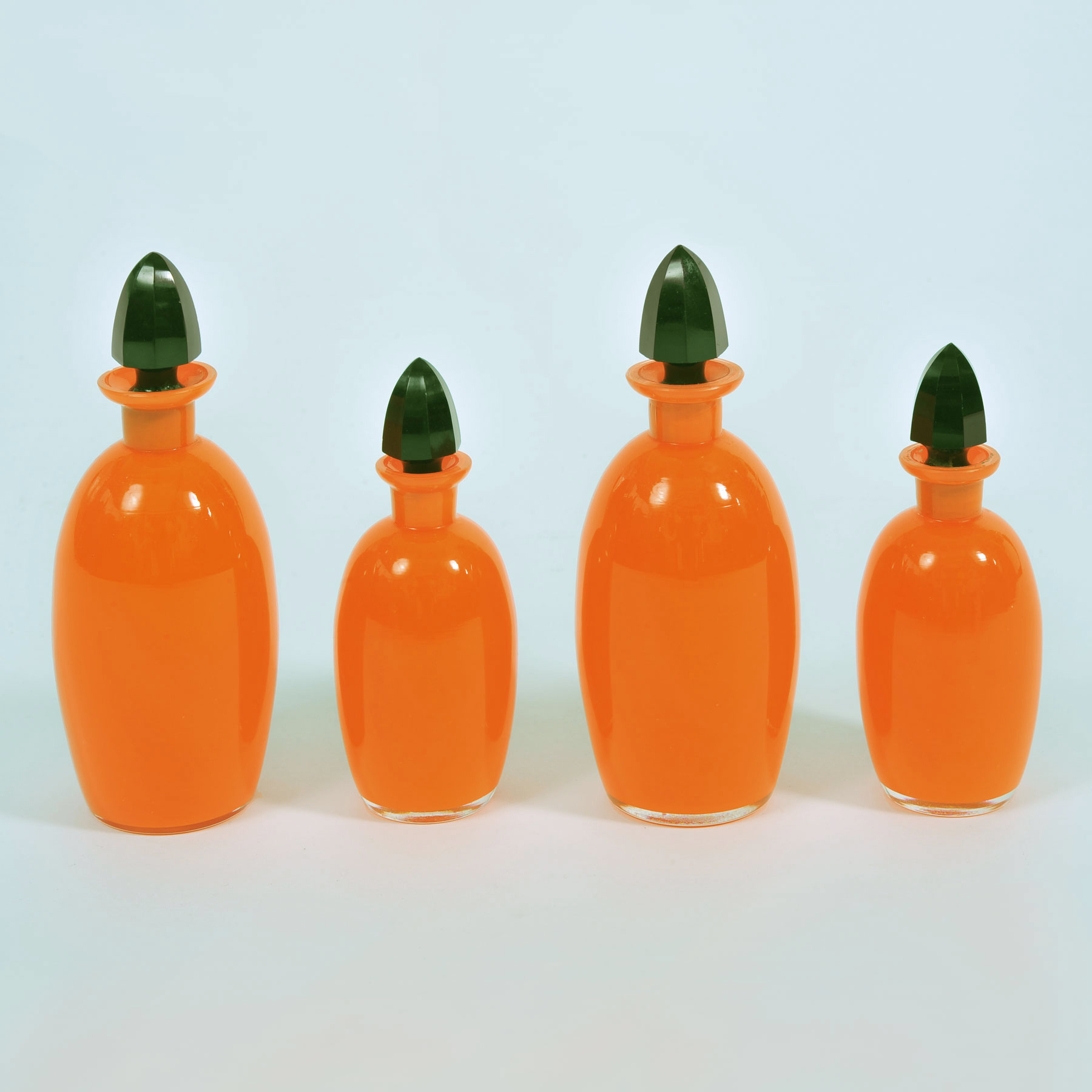 Set Of Deco Scent Bottles 01 Vw