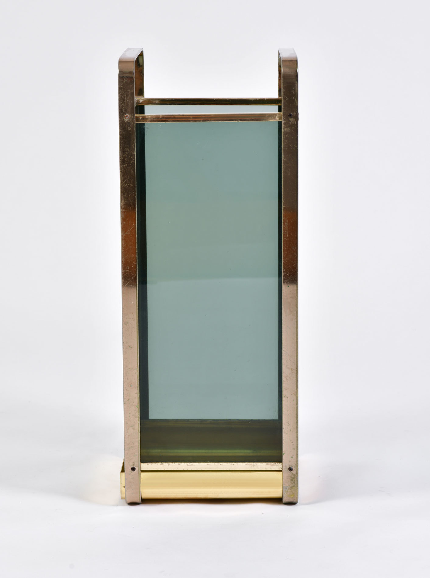 Smoked Glass Umbrella Stand 02