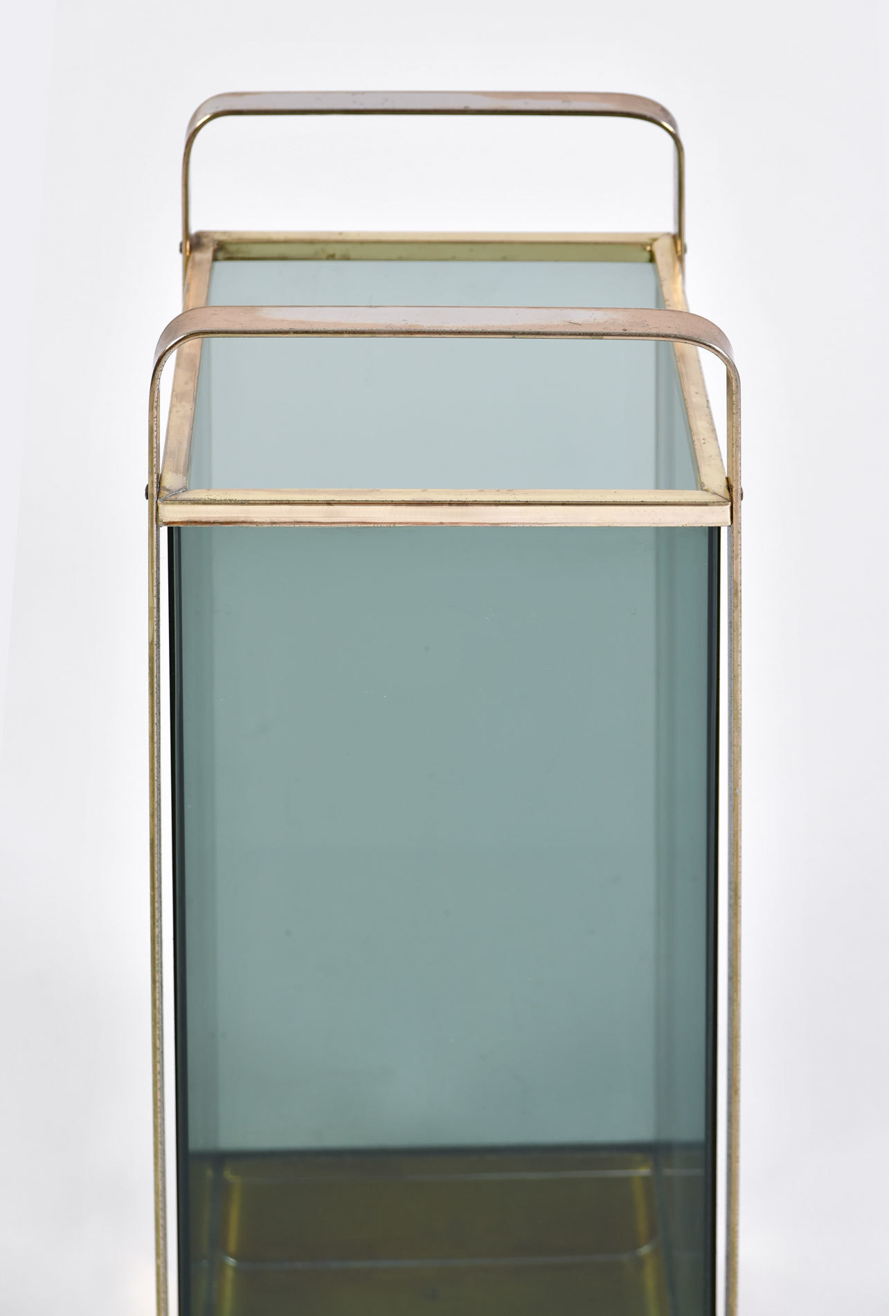 Smoked Glass Umbrella Stand 04