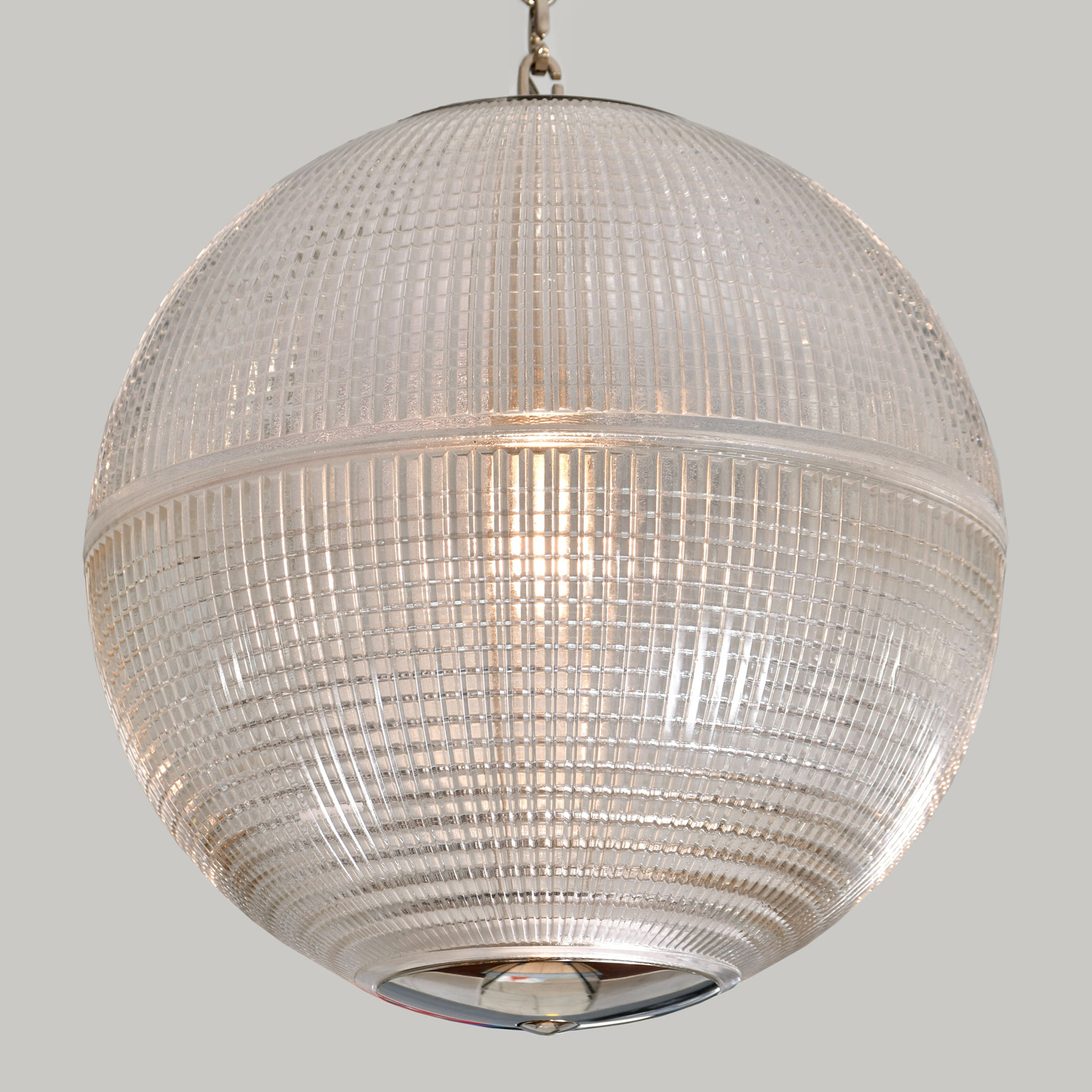 The image for Us Holophane Chandelier 04