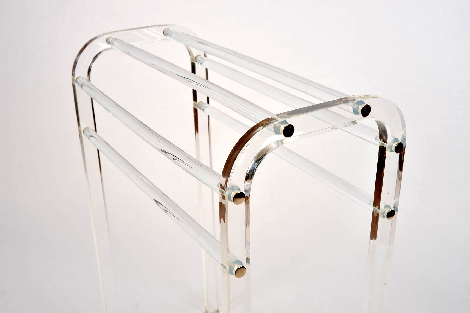 The image for Vw Lucite Towel Rail Detail 06