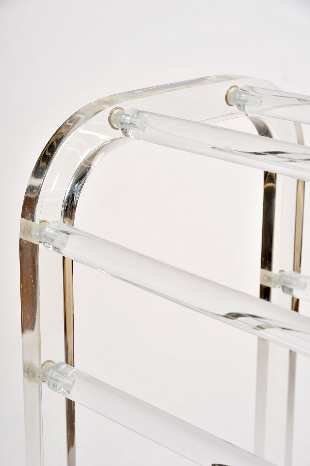 The image for Vw Lucite Towel Rail Detail 07