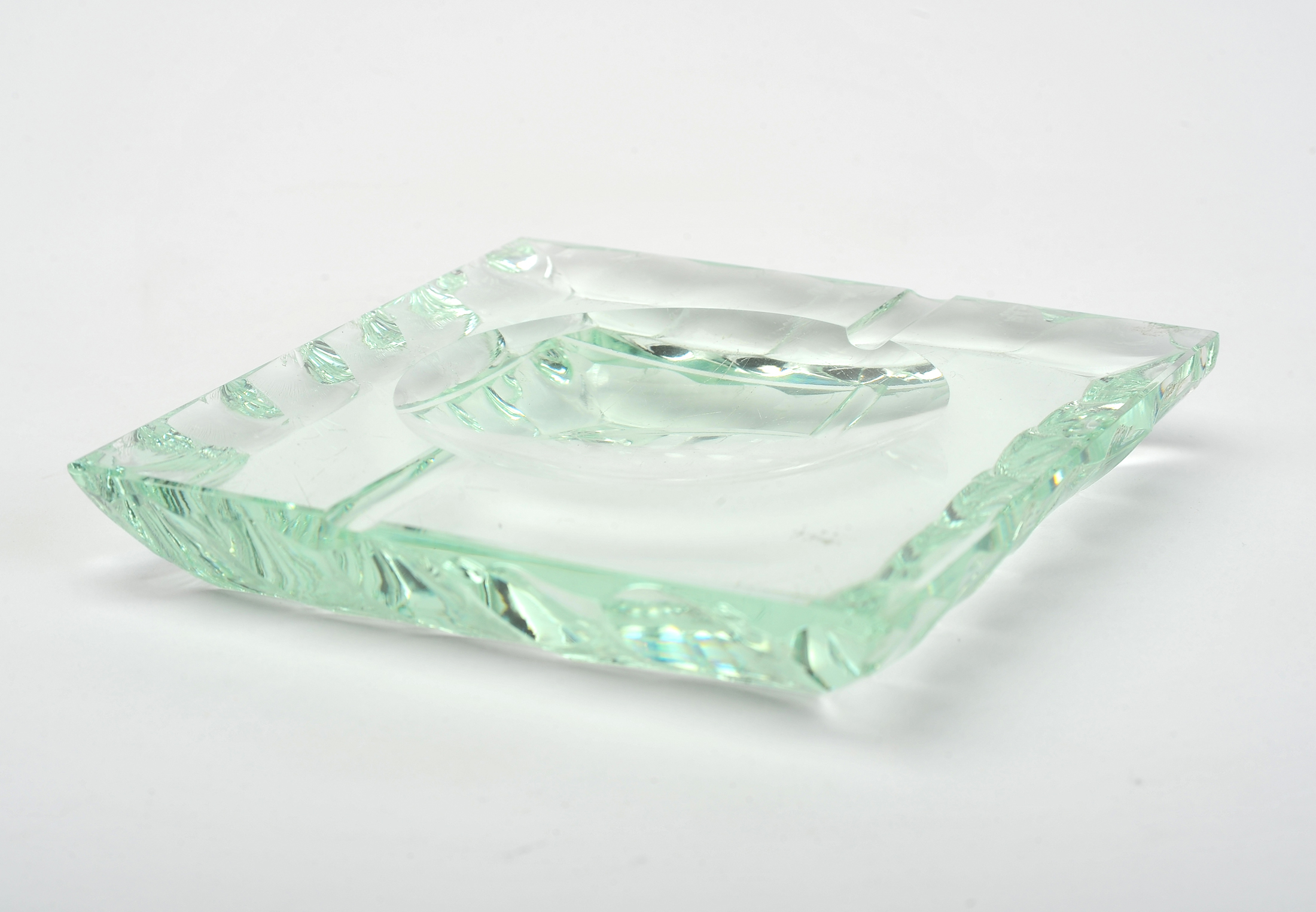 Valerie Wade 1950S Italian Glass Ashtray 02