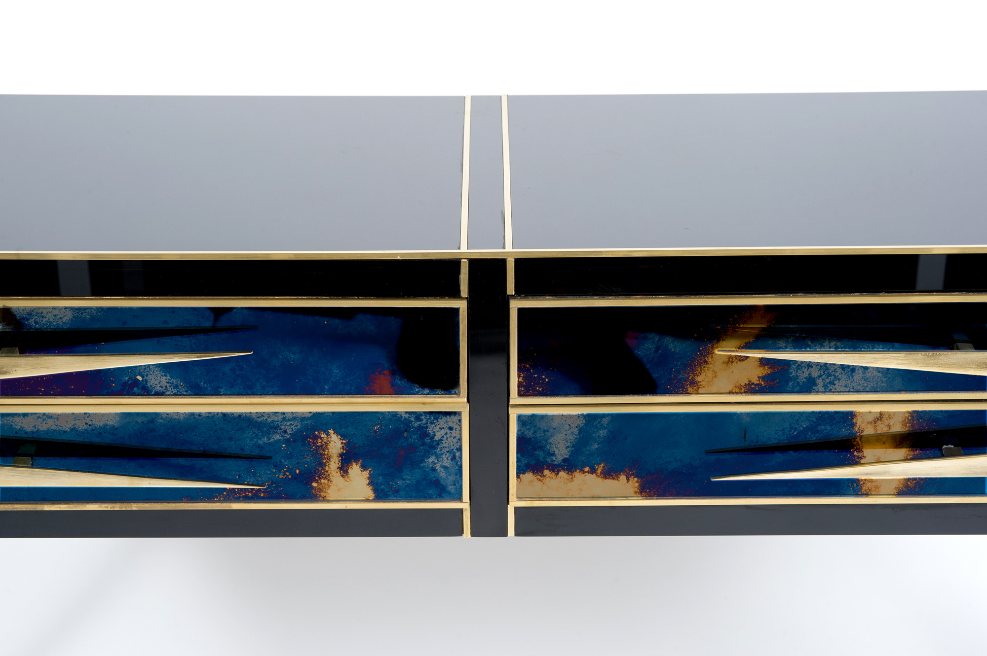 The image for Valerie Wade Italian Black Cabinet –6