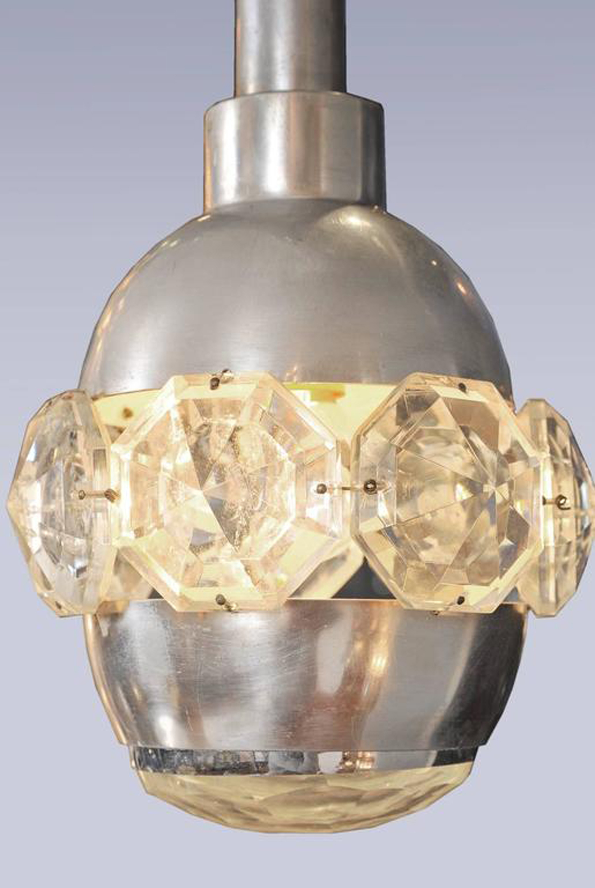 Valerie Wade Two Small Jewel Chandeliers 03 L