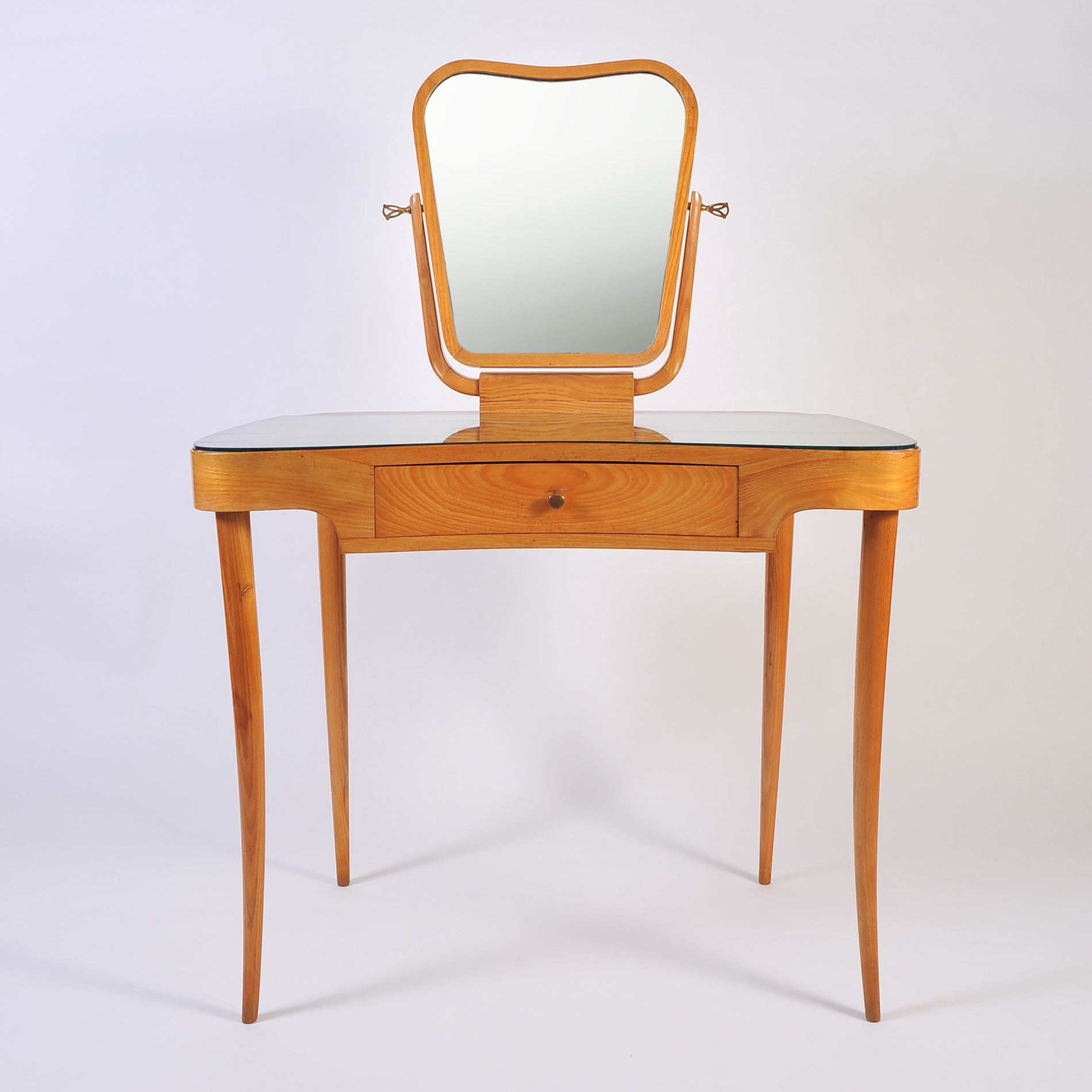 The image for Wood Italian Dressing Table 01