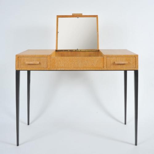 1930S Comte Oak Dressing Table I 1