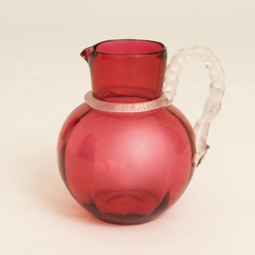 Cranberry Jug 1 1004