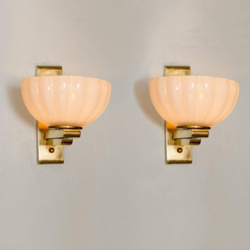 Cup Wall Lights 01 L