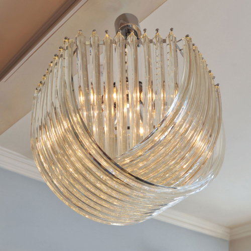 Curve Chandelier 01 For Web