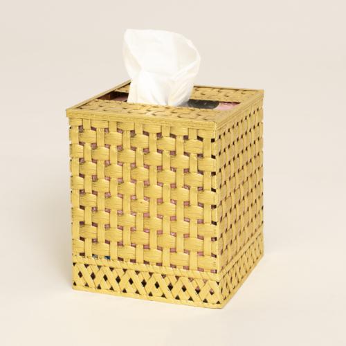 Gold Tissue Box 0319
