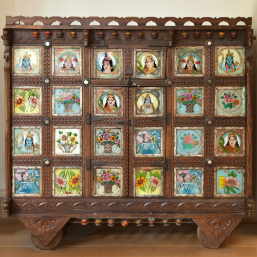 Indian Dowry Chest 01A