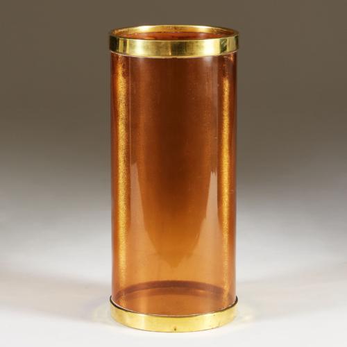 Italian Gold Umbrella Stand 0054