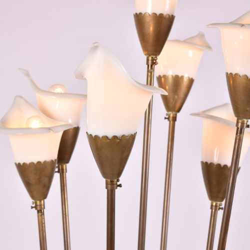 Lillies Standard Lamp 03 3