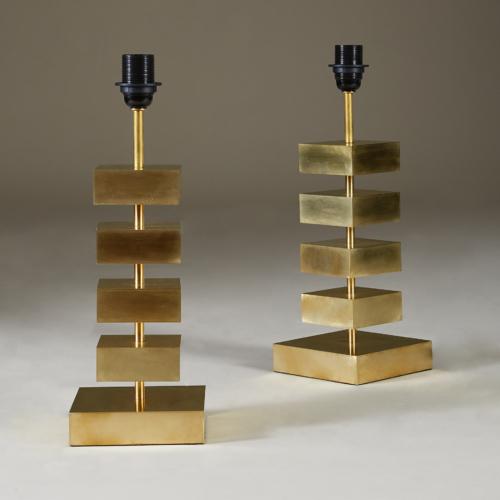 Luigi Stacked Table Lamps 20210225 Valerie Wade 2 202 V1