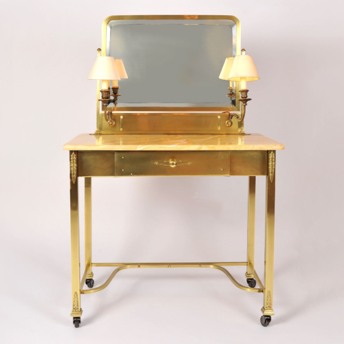 Marble Topped Dressing Table 01