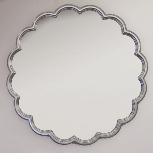 Monaco Mirror Silver 01