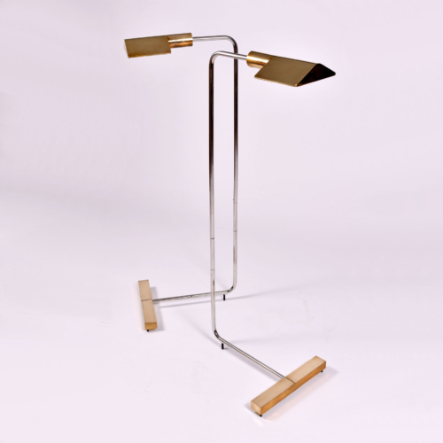 Pair Cedric Hartman Floor Lamps 01