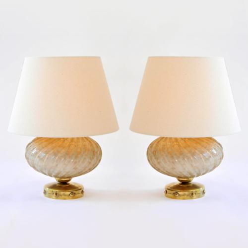 Pair Of Turban Lamps 01