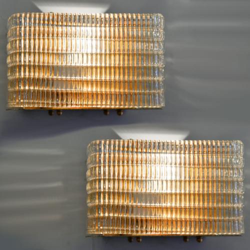 Pair1950S Seguso Wall Lights 01