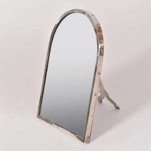 Silver Plate Arch Mirror 01
