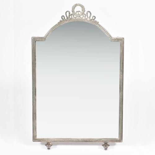 Silver Table Mirror 01