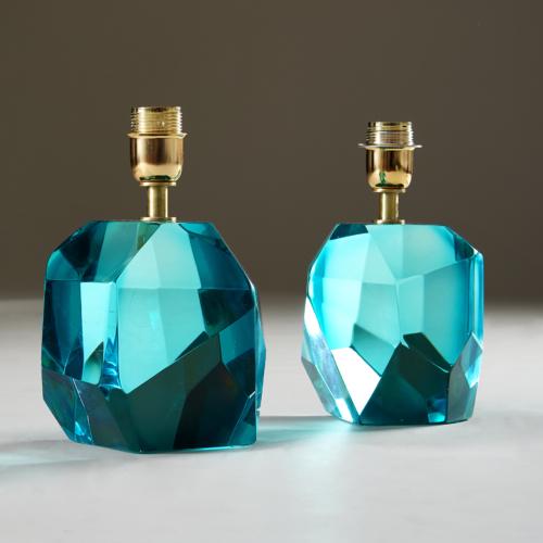 Turquoise Rock Lamp 20210225 Valerie Wade 2 231 V1