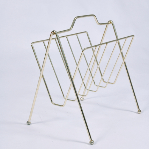 Us Brass Magazine Rack 2