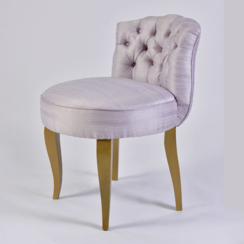 Vintage Upholstered Seat 01