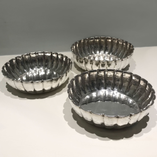 Three Silver Bowls 02