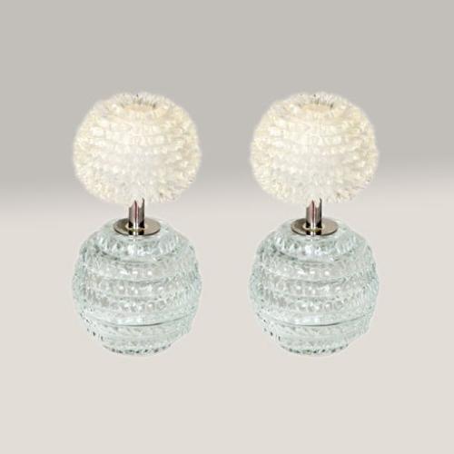 Valerie Wade Lt090 Dandelion Bedside Lamps 01