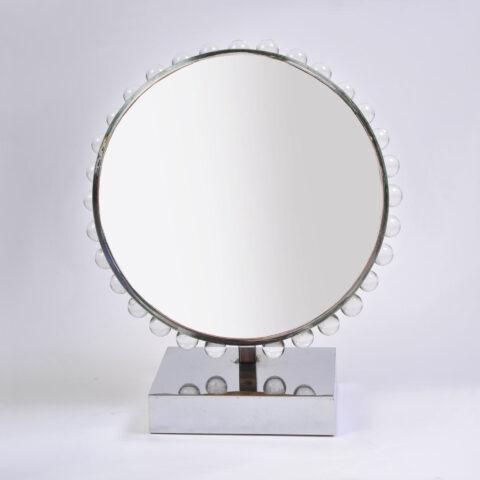 Circular Ball Mirror 01
