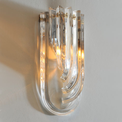 Curve Wall Light 01