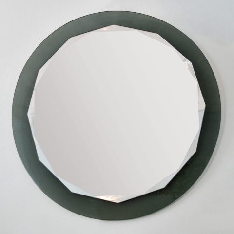 Cystal Arte Circular Mirror 01